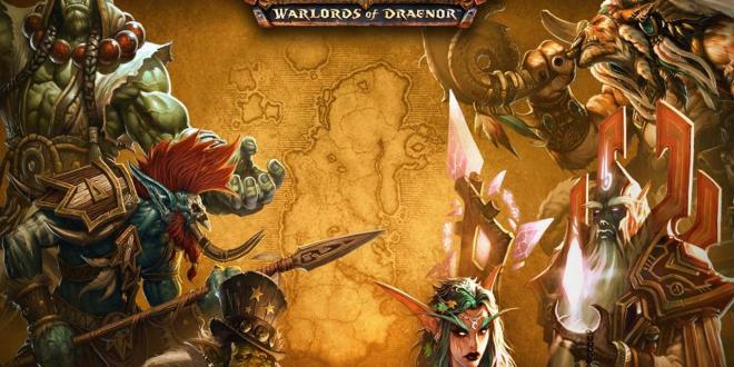 WoW – Warlords of Draenor Cd Key sichern