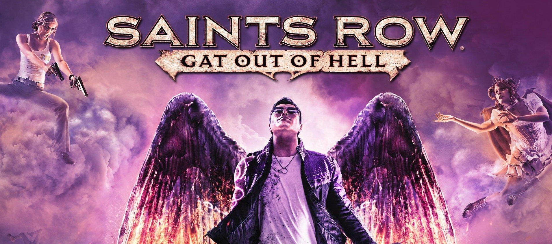 Saints Row Gat Out of Hell CdKey Check & Download