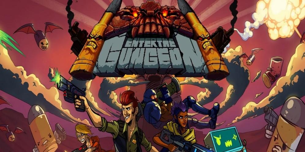 Enter the Gungeon Game CDKey Download
