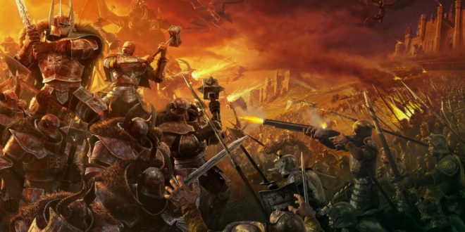 Total War WARHAMMER CDKey Download