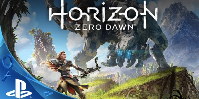 HORIZON ZERO DAWN – Beeindruckend ! Bestes E3 Gameplay Footage 2016
