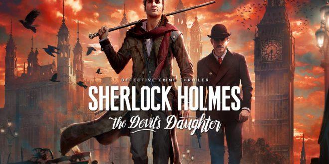 Sherlock Holmes CDKey The Devils Daughter beste Preise checken