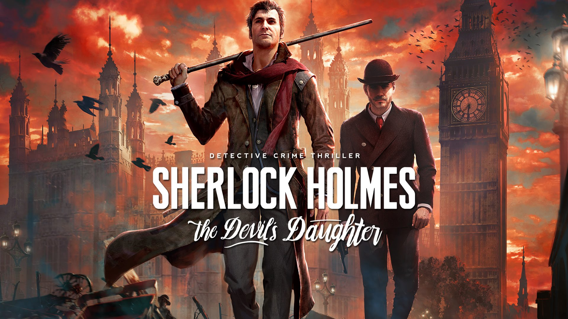 Sherlock Holmes CDKey The Devils Daughter beste Preise checken