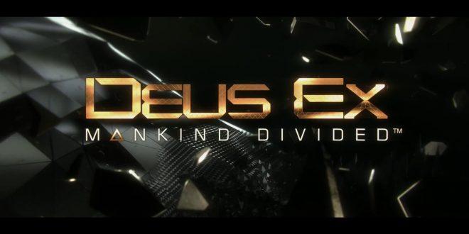 Deus Ex Mankind Devided CDKey Steamkey Download