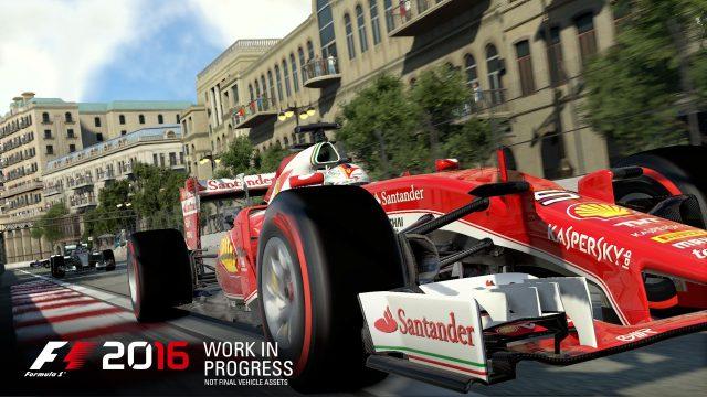 F1 Formel 1 2016 CDKey Kampf-Preis Alarm