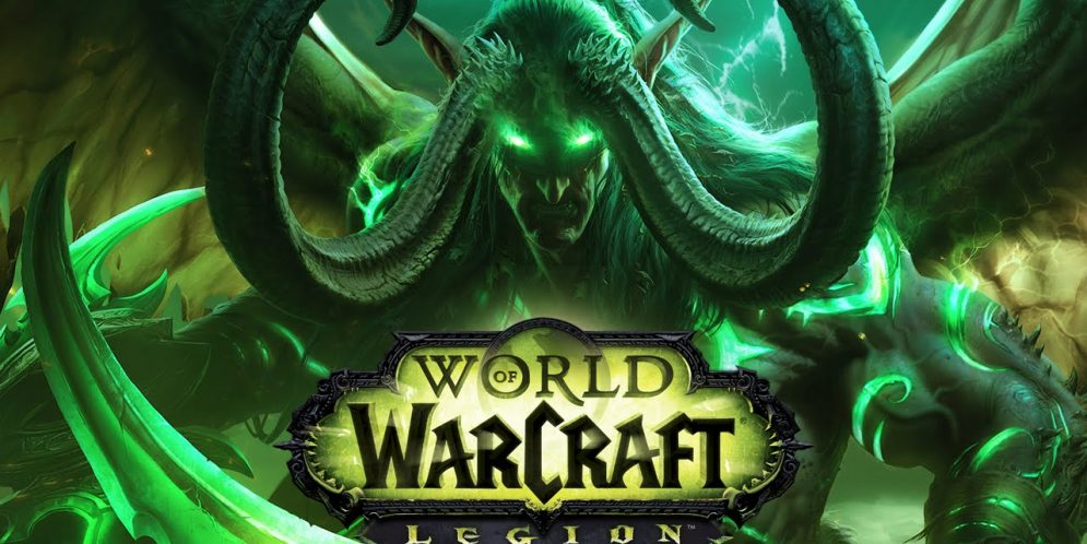 WoW – World of Warcraft Legion CD Key kaufen