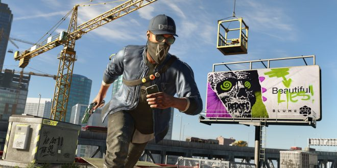 Watch Dogs 2 kaufen & downloaden