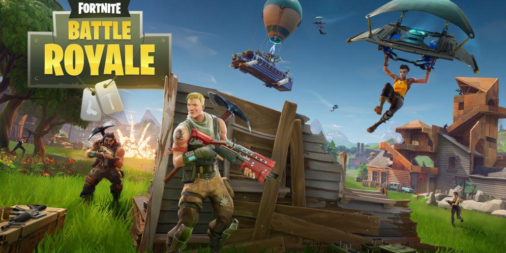 Fortnite Battle Royale – kostenlos in den Kampf!