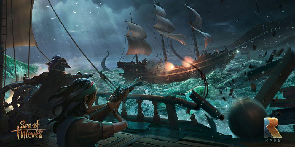 Sea of Thieves zum Bestpreis als CDKey kaufen