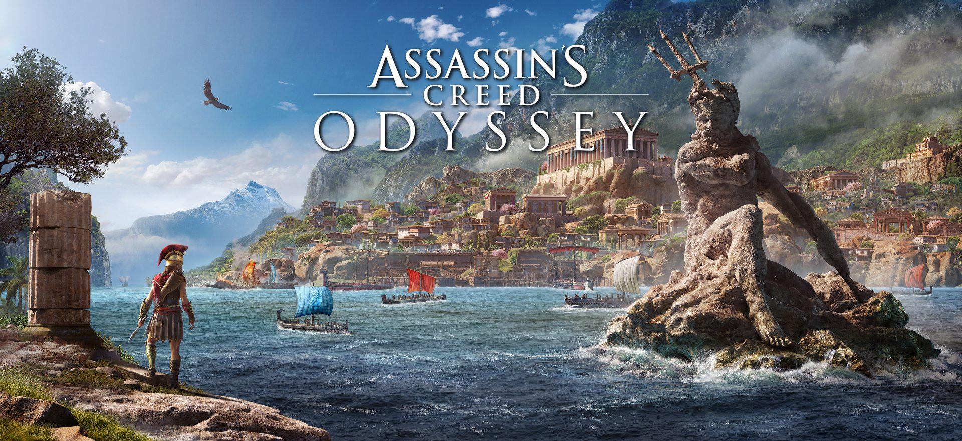 Assassins Creed Odyssey Key Kauf zum Best-Preis