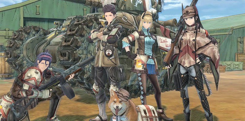 Valkyria Chronicles 4 kaufen per Key – Direkt Download