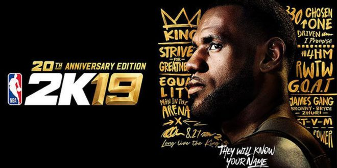 NBA 2k19 Key – Bestpreis – Direkt-Download