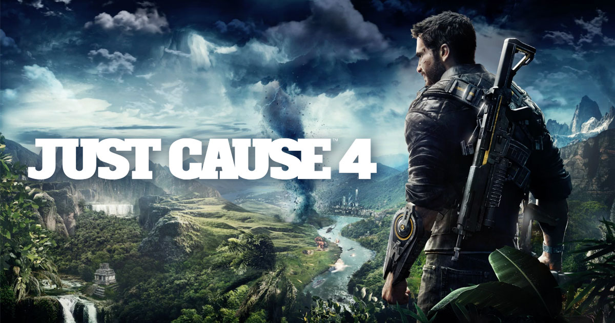 Just Cause 4 kaufen als CD Key – Direct Download