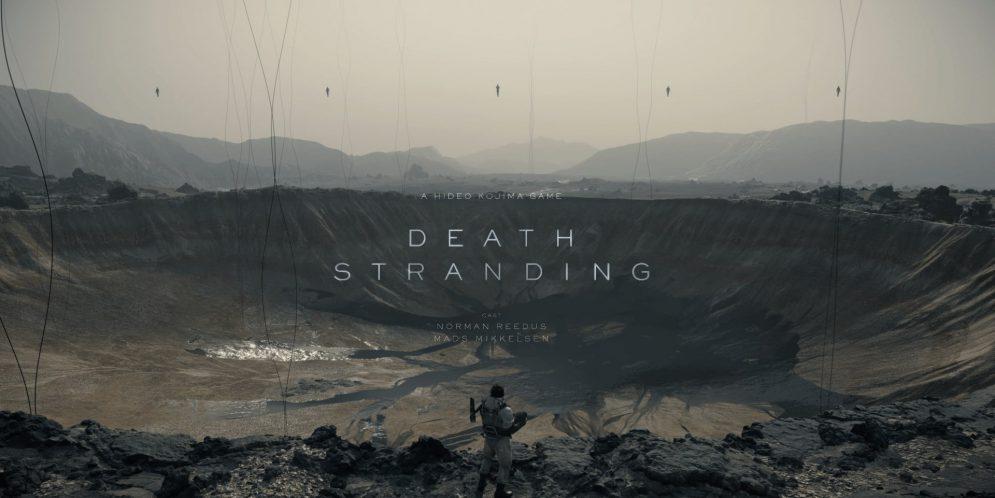 Death Stranding Key Kaufen PS4