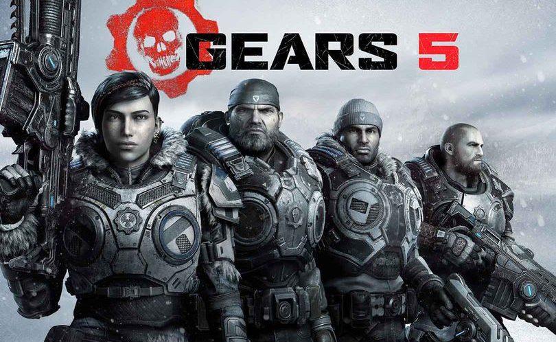 Gears 5 CD Key – Gears of War 2019 PC-PS4-XBOXone