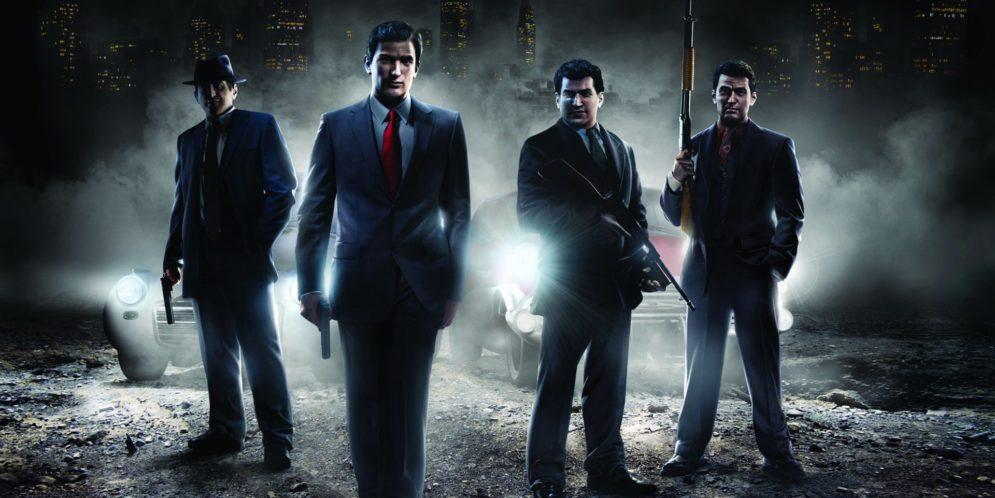 Mafia 4 Trilogie kaufen Key Instant Download