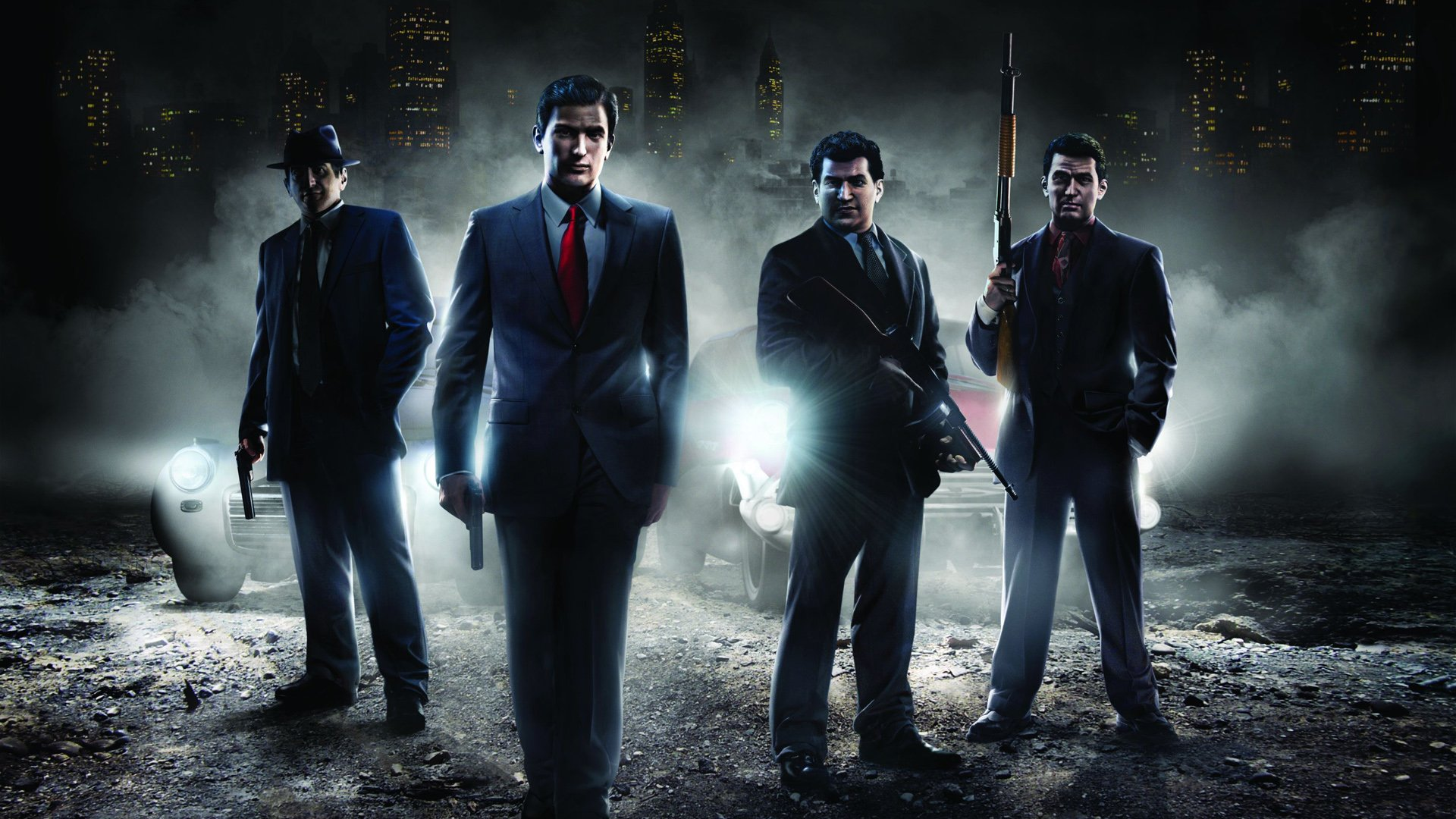Mafia 4 Trilogie kaufen Key Instant Download