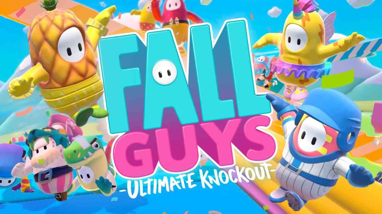 Fall Guys Spiele Key kaufen mit Download